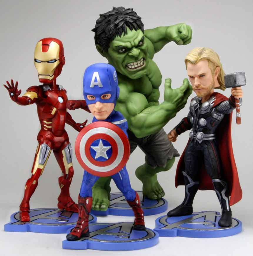 Free Comic Book Day Hulk Heroclix: Avengers Movie Released: World Continues To Ignore ACTUAL