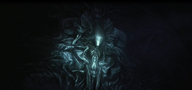 Prometheus the 1 question that will bring us answers for Prometheus xenomorph mural