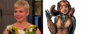 michelle williams squirrel girl
