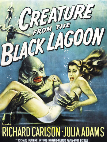 stephen king s my creature from the black lagoon The creature from the black lagoon adapting stephen king the dark and so the creature is a creature, it's not a monster that's my number one.