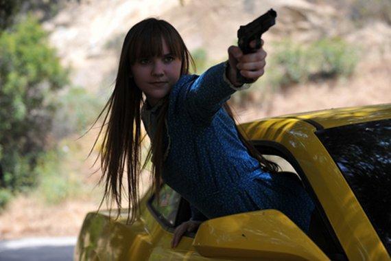 Tara Lynne Barr as Roxy in ``God Bless America.''