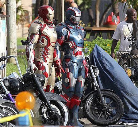 Iron Man 3 Suits