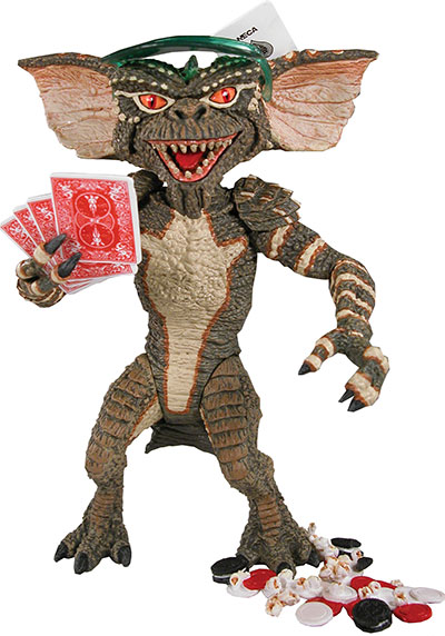 poker playing gremlin
