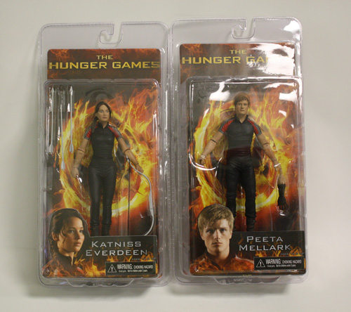 hunger games packaging