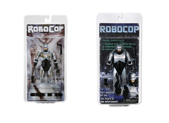 robocop packaging