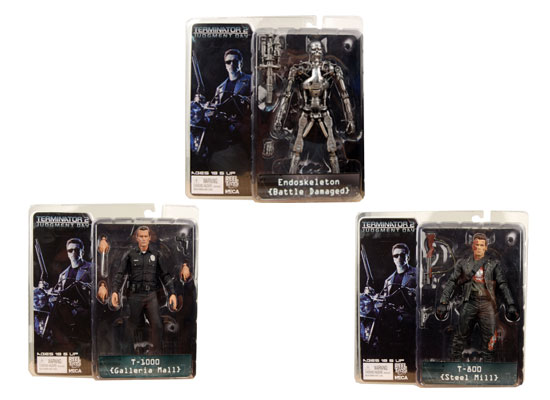 terminator packaging