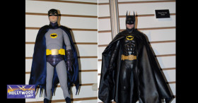 1/4 scale batman neca