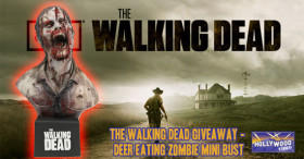 walking dead giveaway feature