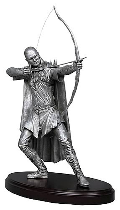 670height Legolas pewter