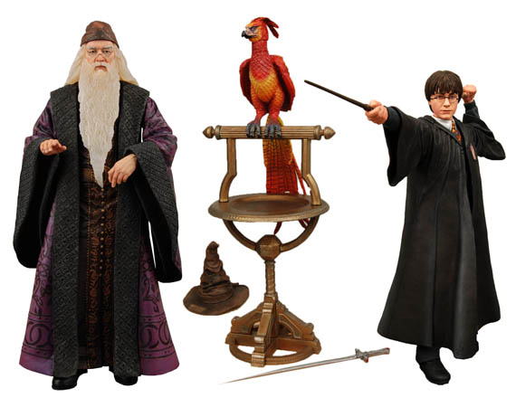 570w 60561_Year_2_Dumbledore_Harry_Potter_Set