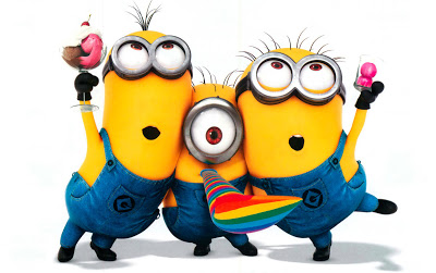 despicable me 2 party minions