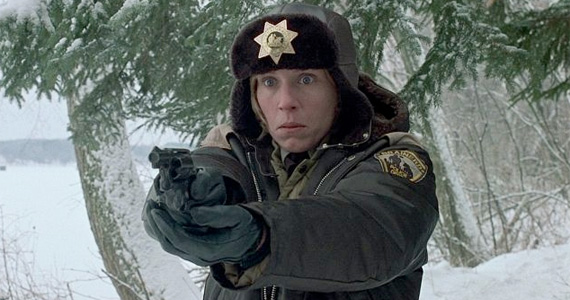 No worries, Ms. McDormand. No one's going to make you speak with that accent again.