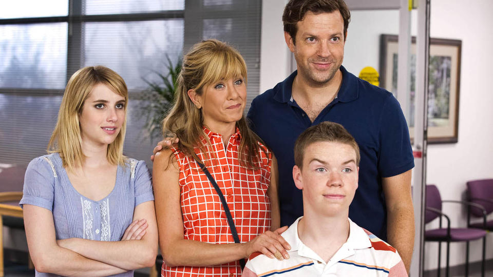 Spoiler alert: They're not at all The Millers.