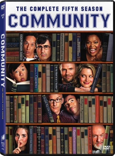 community season 5 dvd